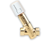 FlowCon T-JUST - FlowCon Thermostatic Control Valve