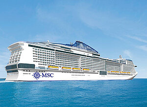 FlowCon Project Cruiseship MSC Meraviglia St.Nazaire France