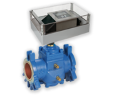 FlowCon SM DN50-65-80 with Weather Box - FlowCon Pressure Independent Control Valve