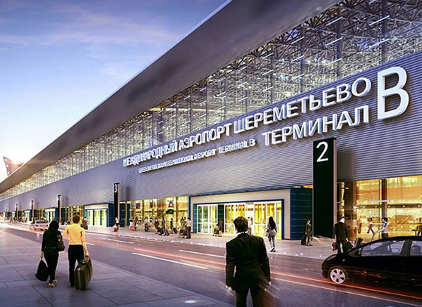 FlowCon Project - New facilities of Sheremetyevo Airport, Russia - for 2018 FIFA World Cup